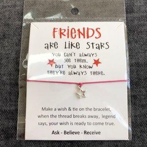 Jewelry - Friendship Wish Bracelet